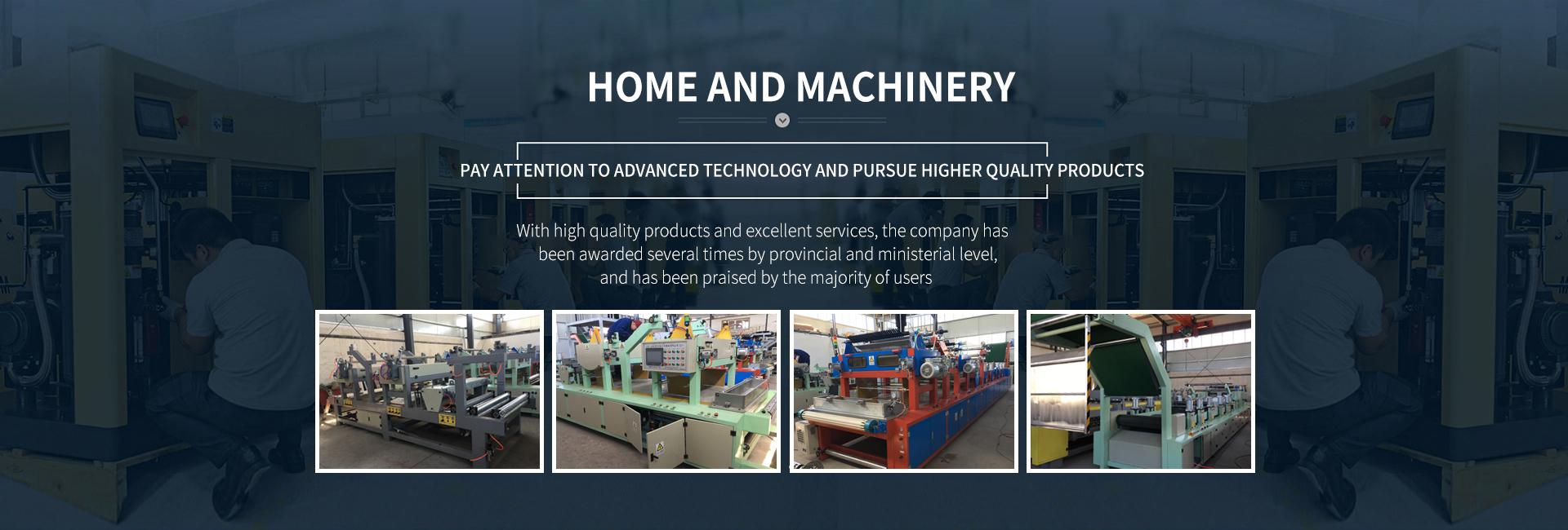 Professional SMC sheet production line