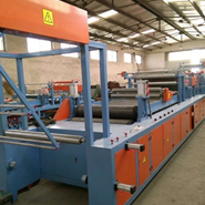 SMC sheet production line problems in the process of production