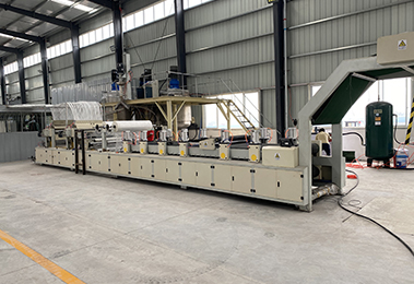 SMC sheet machine